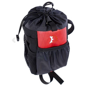 Revelate Designs Mountain Feedbag Stuurtas, red